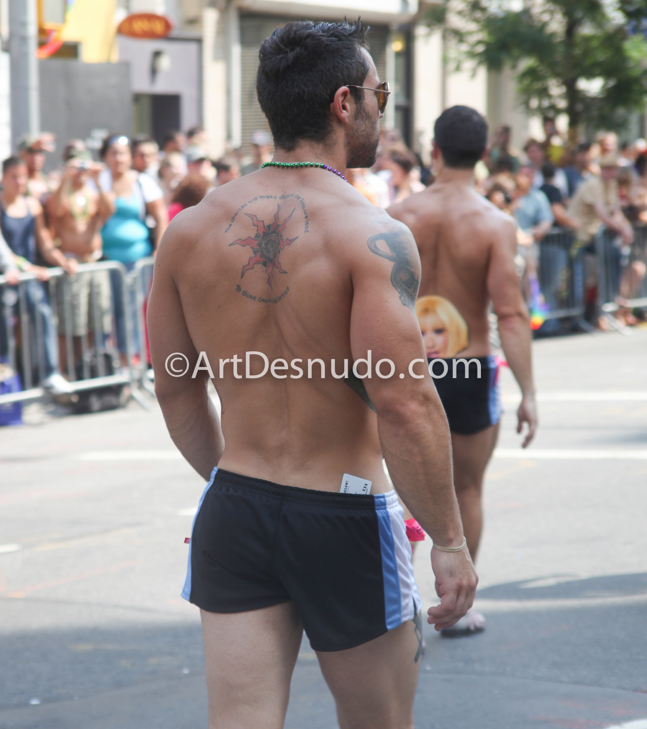 June 2010. Manhattan, New York City – NYC LGBTQ Pride March.