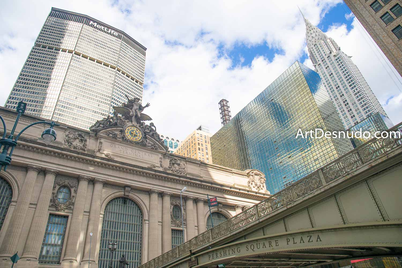 Saturday, September 7, 2019 - Grand Central Terminal. New York City.